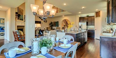 Darling Homes Opens Second Model Home In Harmony