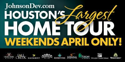 '��Houston's Largest Home Tour' Kicks Off in Harmony April 5