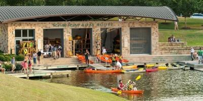 Harmony Families Enjoy Nearby Kayaking, Stand Up Paddle Boarding