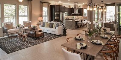 Shea Homes Wins Awards for Patio Home Plans in Harmony