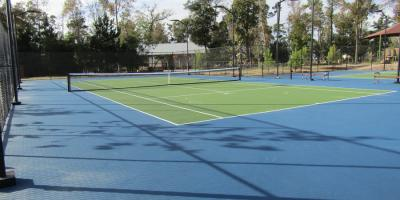 Harmony Opens New Tennis, Sport Courts