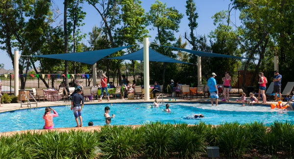 Harmony Community Pool